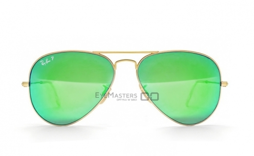 Ray-Ban RB3025 112/P9 Aviator Polarised