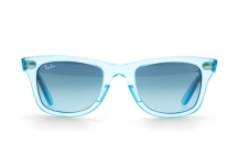 Ray-Ban RB2140 6055/4M Wayfarer Ice Pop