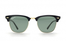 Ray-Ban RB3016 901/58 Clubmaster Polarised