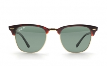 Ray-Ban RB3016 990/58 Clubmaster Polarised