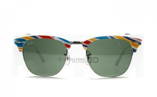 Ray-Ban RB3016 1013 Clubmaster Colorize