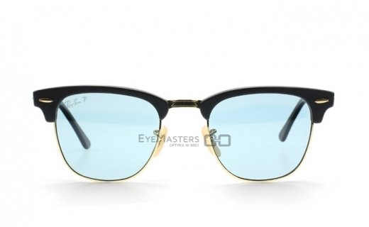 Ray-Ban RB3016 901S/3R Clubmaster Polarised