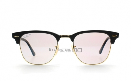 Ray-Ban RB3016 901S/P2 Clubmaster Polarised