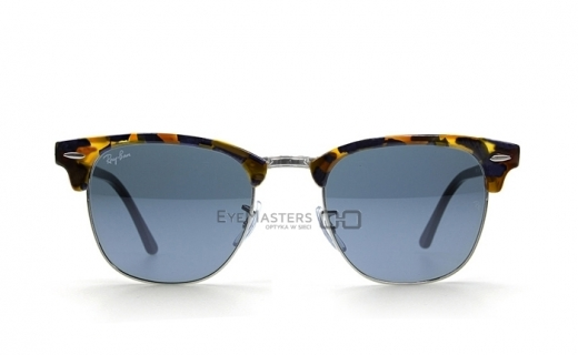 Ray-Ban RB3016 1158/R5 Clubmaster Fleck