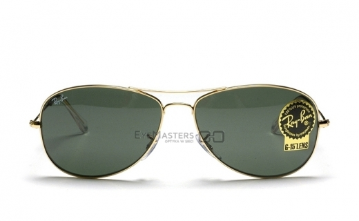 Ray-Ban RB3362 001 Cocpit