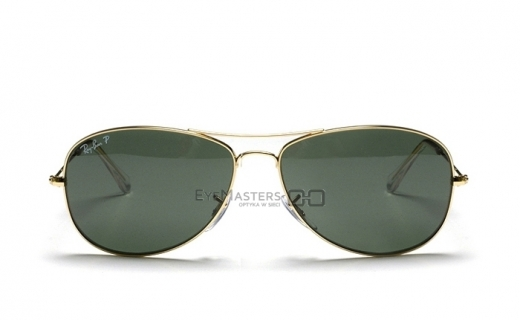 Ray-Ban RB3362 001/58 Cocpit Polarised