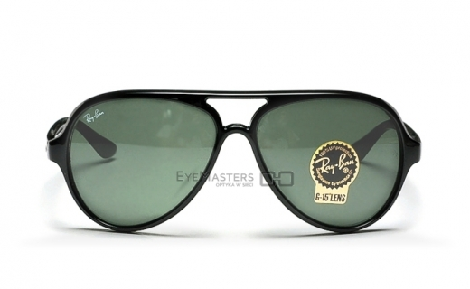 Ray-Ban RB4125 601 Cats 5000