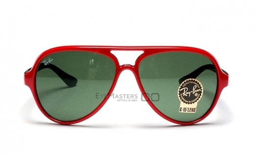 Ray-Ban RB4125 730 Cats 5000