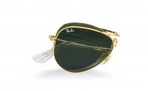 Ray-Ban RB3479 001 Aviator Folding