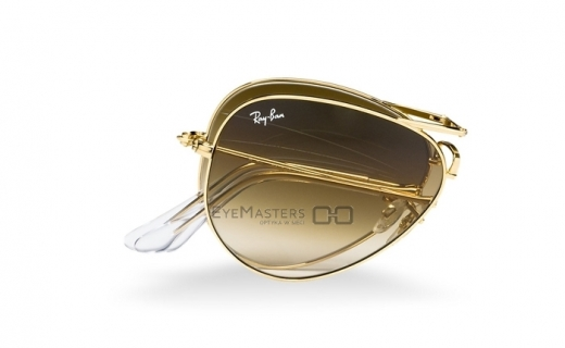 Ray-Ban RB3479 001/51 Aviator Folding