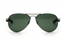 Ray-Ban RB8307 002 Aviator Carbon Fibre