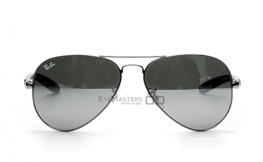 Ray-Ban RB8307 004/40 Aviator Carbon Fibre