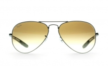 Ray-Ban RB8307 004/51 Aviator Carbon Fibre