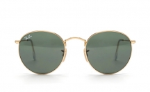 Ray-Ban RB3447 001 Round