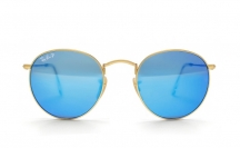 Ray-Ban RB3447 112/4L Round Polarised