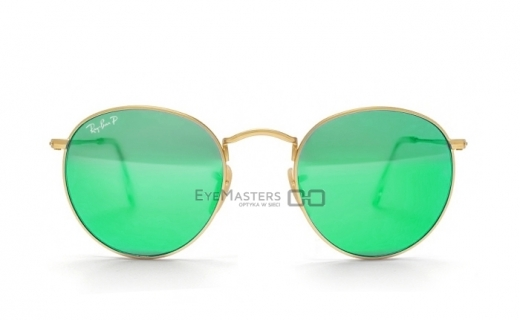 Ray-Ban RB3447 112/P9 Round Polarised
