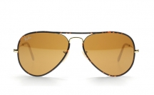Ray-Ban RB3025JM 001 Aviator Full Color