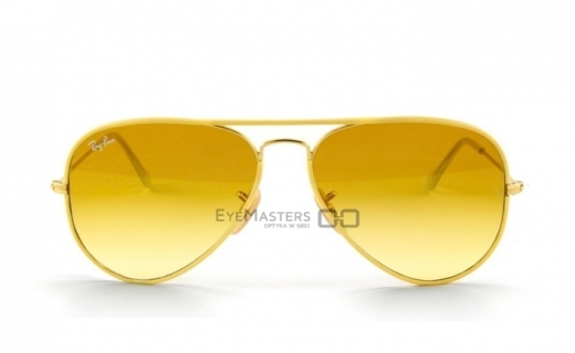 Ray-Ban RB3025JM 001/X4 Aviator Full Color