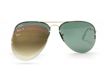 Ray-Ban RB3460 001/71 Flip Out