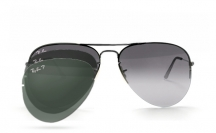 Ray-Ban RB3460 004/6G Flip Out