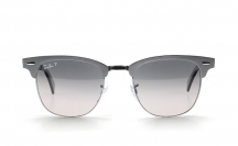 Ray-Ban RB3507 138/M8 Clubmaster Aluminium