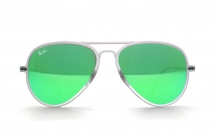 Ray-Ban RB4211 646/3R Aviator Light Ray